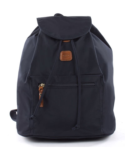Navy X-Bag Backpack
