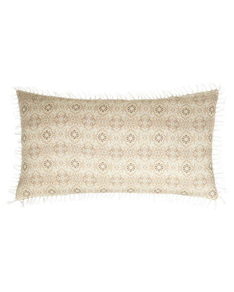 "Alanya Pillow, 22"" x 40"""