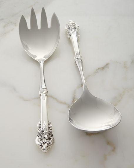 Grande Baroque 75th Anniversary Salad Set