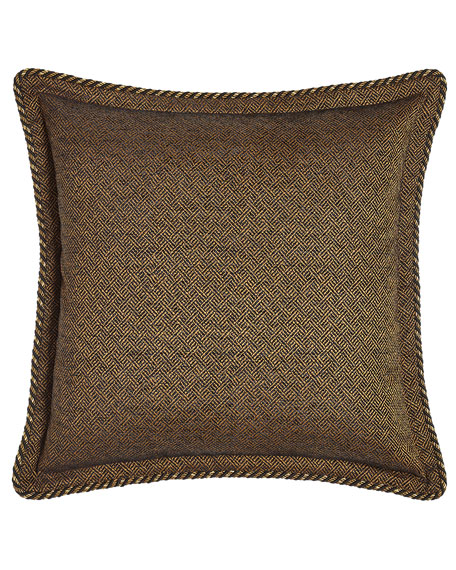 European Shangri-La Tweed Sham