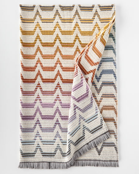 Missoni Home Socrate Throw Delectable Missoni Throw Blankets