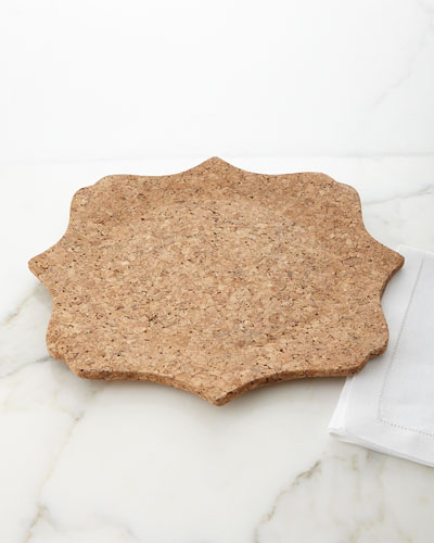 Quinta Charger Plate