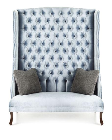 haute house eliza dining table silver caramel dining. Black Bedroom Furniture Sets. Home Design Ideas