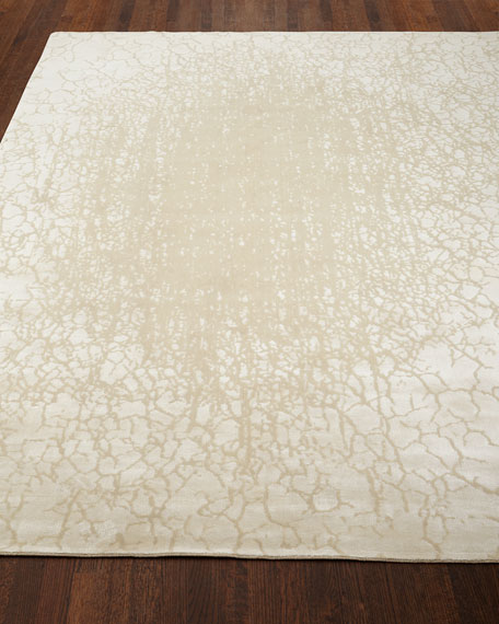 NourCouture Almond Branch Rug, 7'6