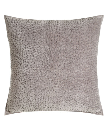 European Bahari Gray Sham