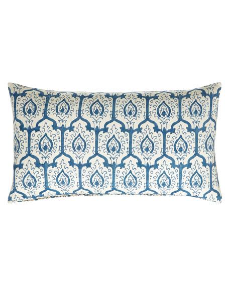 """Dogon Bolster Pillow, 17"""" x 32"""""""