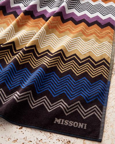 Ralph Lauren Greek Isles Beach Towel: Designer Beach Towels : Elephant & Horse Prints At Horchow