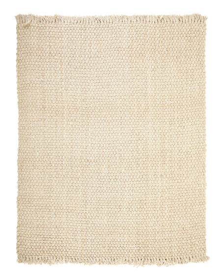 Acadia Jute Rug, 8' x 10'