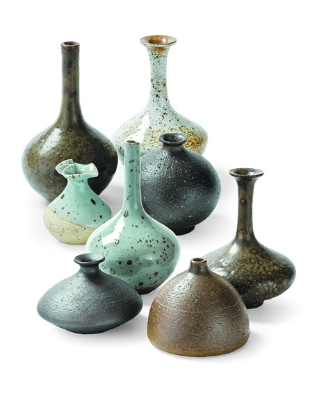 Bud Vase Collection, 8-Piece Set