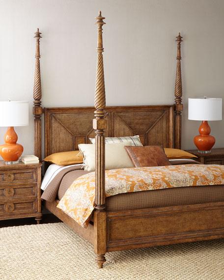 Cumberlin Queen Poster Bed