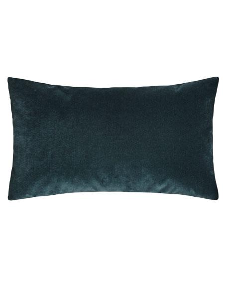 Plush Ocean Pillow