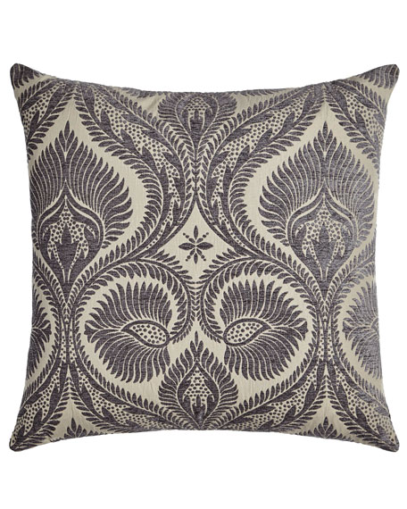 Burma Gray Pillow