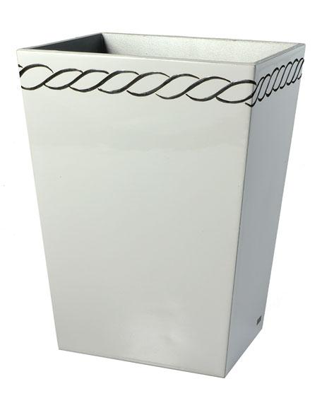 Sutton Wastebasket