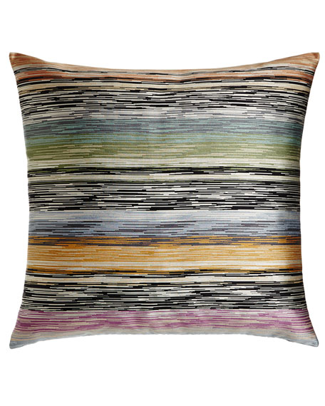 "Strasburgo Pillow, 24""Sq."