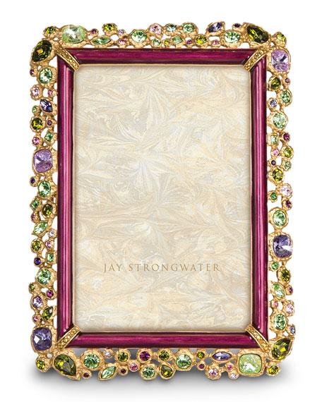 "Bejeweled 4"" x 6"" Frame"