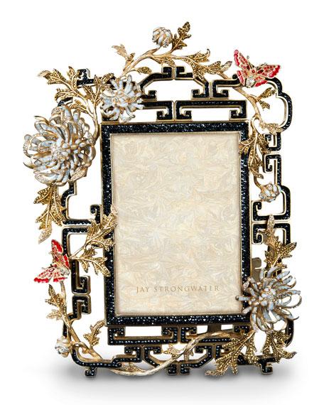 "Chrysanthemum 5"" x 7"" Frame"
