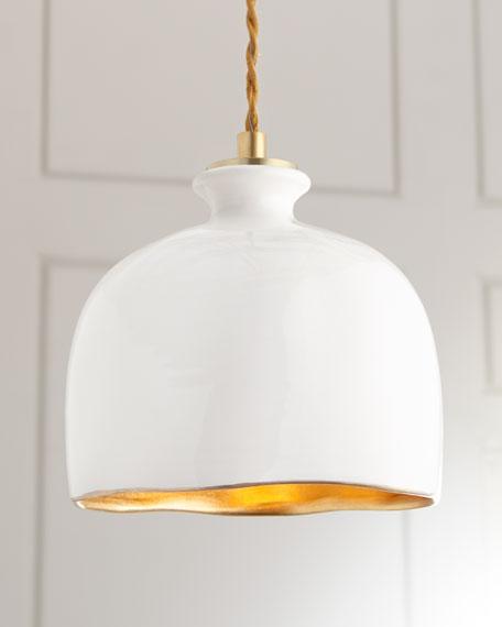 Bianca Dome 1-Light Pendant