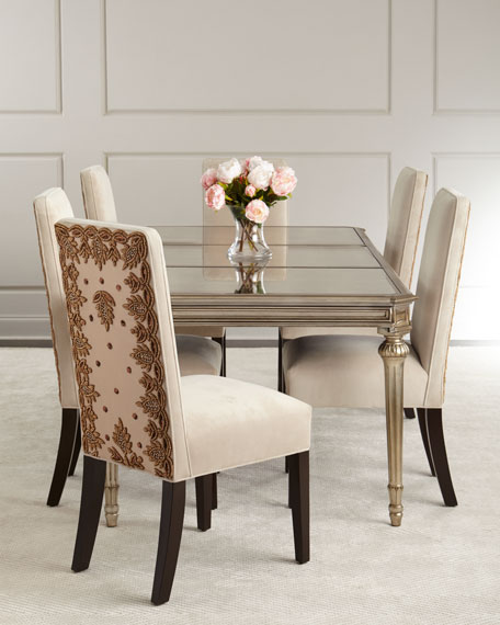 Haute House Carmel Dining Chair Amp Roberta Antiqued