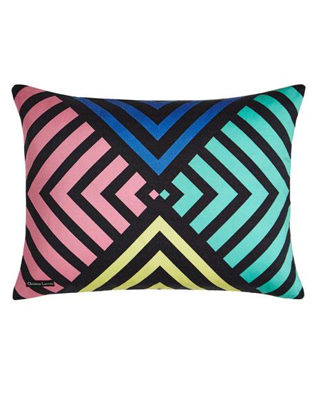 Bagatelle Reglise Decorative Pillow