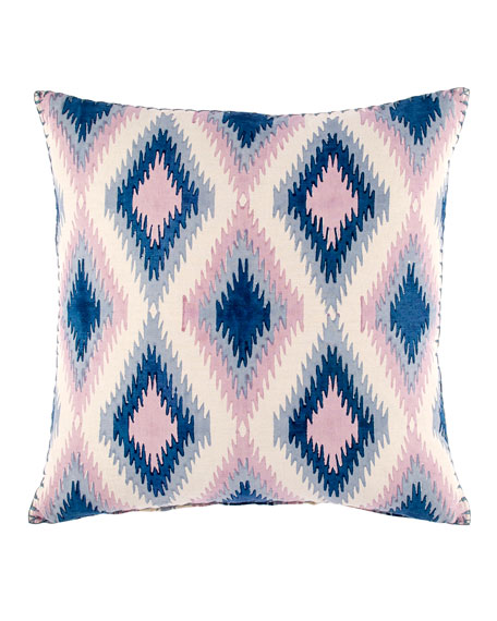 "Charam Pillow, 20""Sq."