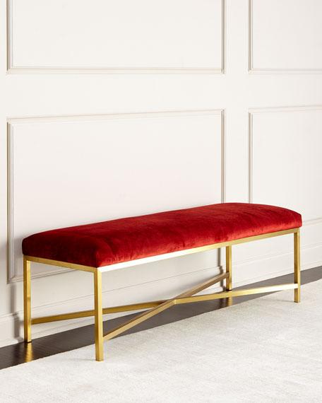 Crimson Bench