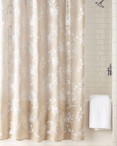 Pasak Shower Curtain