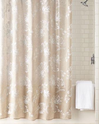 Pasak Shower Curtain