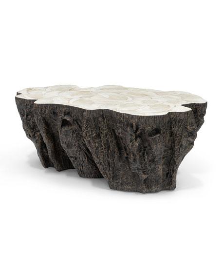 Ursula Fossil Coffee Table
