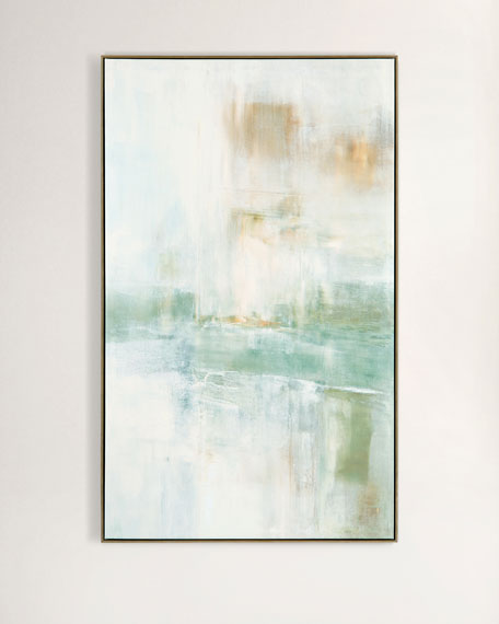 """Tahoe"" Vertical Giclee on Canvas Wall Art"