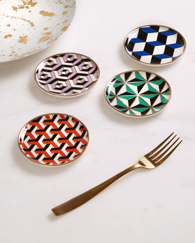 Versailles Coasters  4-Piece Set