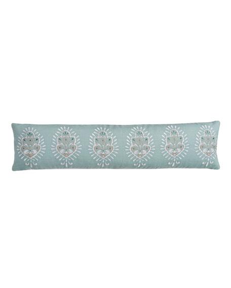 Dena Home Luna Bolster Pillow, 30