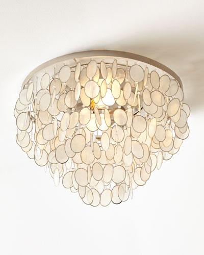 Ceiling lights ceiling light fixtures horchow aurora flush mount ceiling fixture aloadofball Images