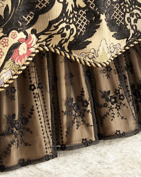 Queen/King Monte Carlo Dust Skirt