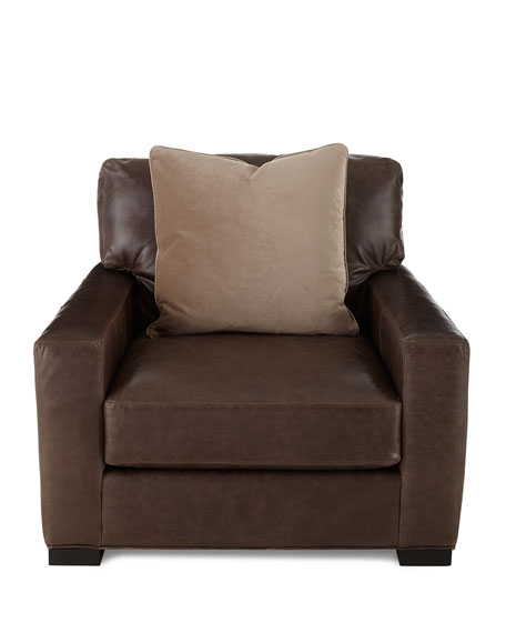Rappold Leather Chair