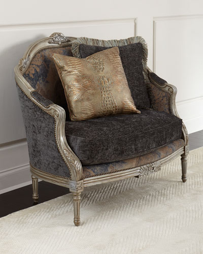 Tiger Lily Settee