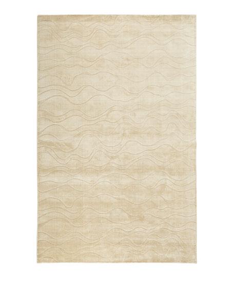 Moanna Ivory Rug, 8' x 11'