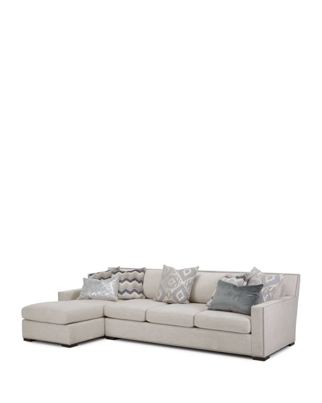 Demeter Left Chaise Sectional Sofa