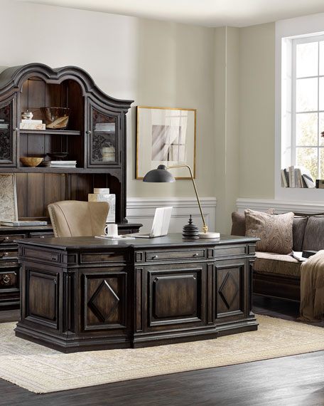 Vetrano Executive Desk