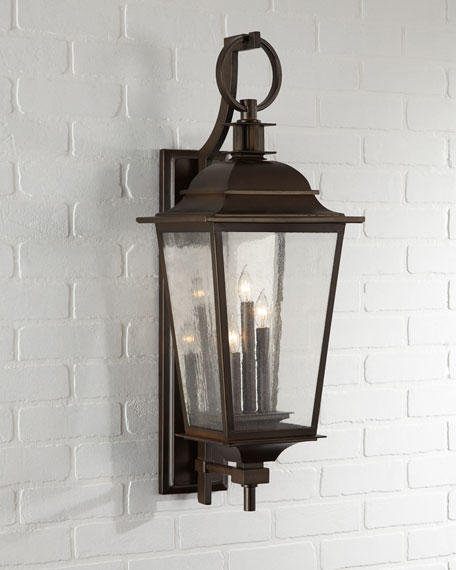 Pavilion 3 Light Outdoor Lantern