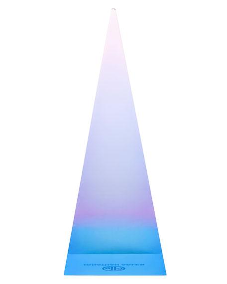 Medium Neo Geo Acrylic Obelisk