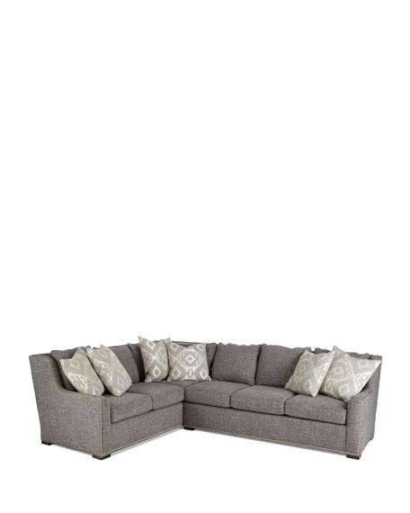 Bridget Left-Arm Sectional Sofa
