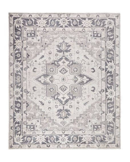 Romeo Hand-Knotted Rug, 8' x 10'