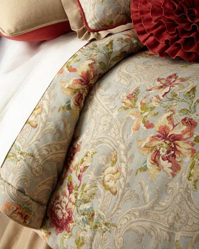 King Fresco 3-Piece Comforter Set