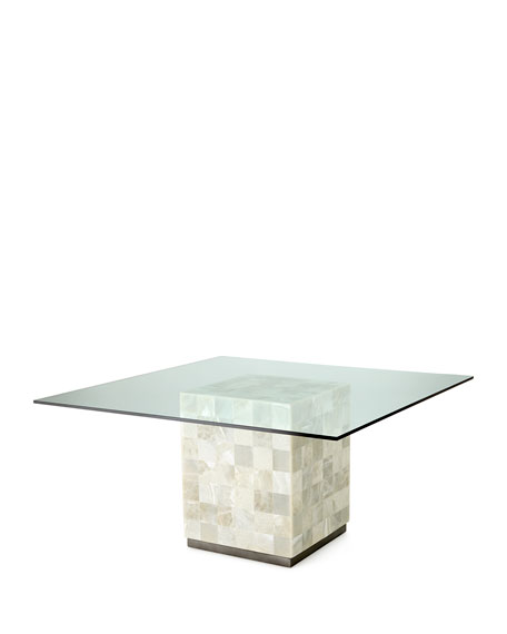 Palmetto Quartz Dining Table