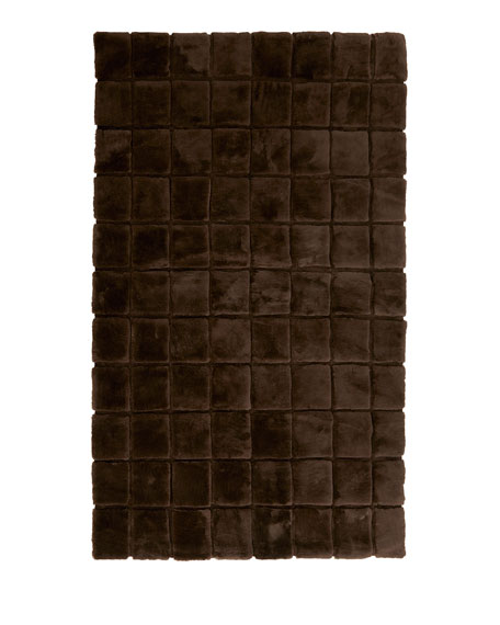 "Sawyer Sheepskin Rug, 6'6""' x 9'6"""