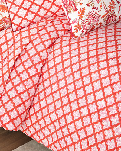 Queen Jemina Duvet Cover