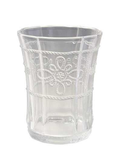 Colette Small Beverage Glass, Clear