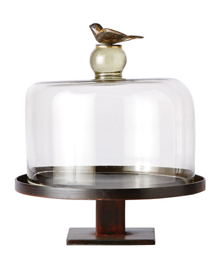 Domingo Domo Cake Stand/Dome  sc 1 st  Horchow & Jan Barboglio Domingo Domo Cake Stand/Dome