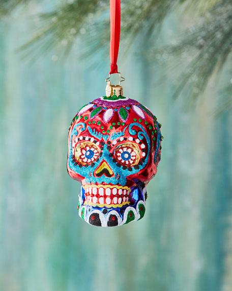 La Calavera Christmas Ornament