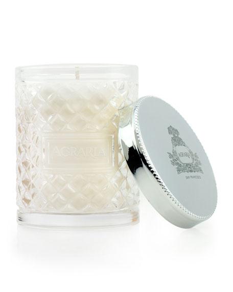 Lemon Verbena Crystal Cane Candle, 3.4 oz.